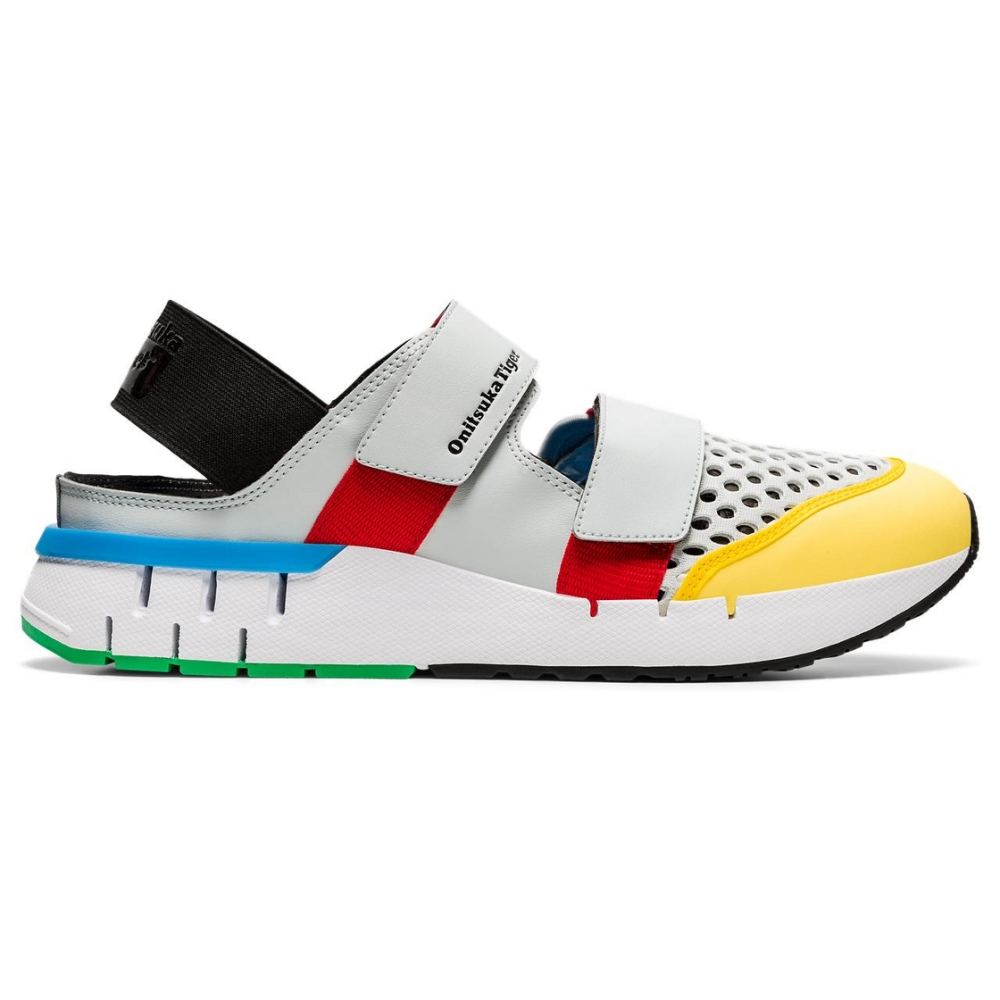 Onitsuka Tiger鬼塚虎- REBILAC SANDAL 休閒涼鞋 1183A560-020 米色