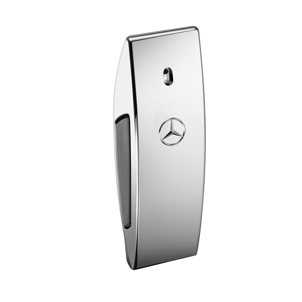 *Mercedes Benz 賓士銀色風潮男性淡香水100ml tester