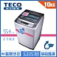 TECO東元 10公斤小蠻腰定頻洗衣機 W1038FW product thumbnail 1