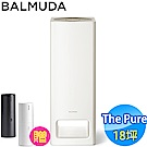 BALMUDA 18坪 The Pure空氣清淨機 A01D-WH
