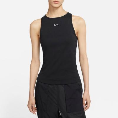 NIKE 背心 運動背心 慢跑 訓練 女款 黑 CZ9815010  AS W NSW ESSNTL TANK RIB
