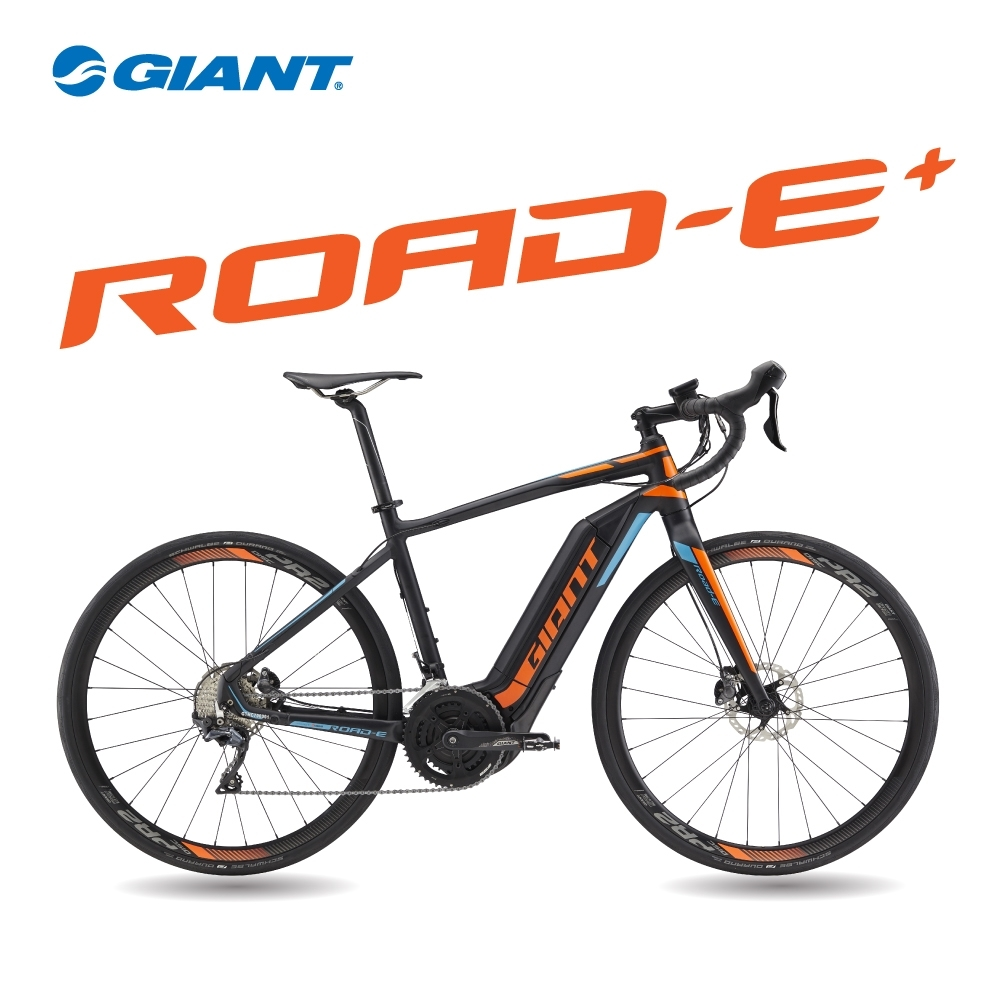 GIANT ROAD E+ 1  電動公路自行車