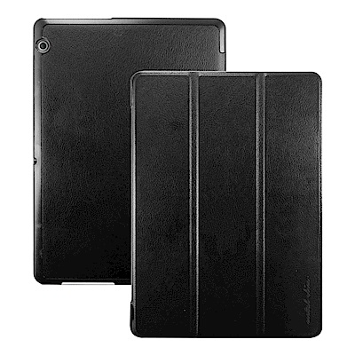 Metal-Slim Huawei MediaPad T3 10 仿牛皮三折立架式皮套