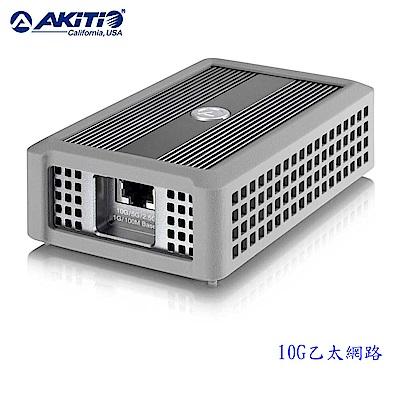 AKiTio Thunderbolt3 10G+ 乙太網路轉換器