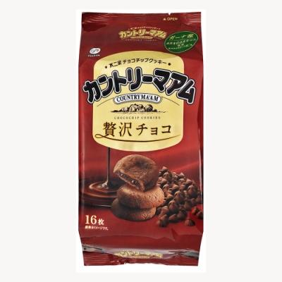 不二家 鄉村風烘焙餅乾-巧克力(169.6g)