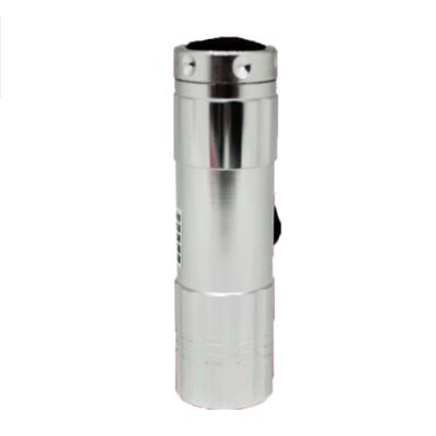 BWW嚴選 HW-9LED 恆亮鋁合金手電筒