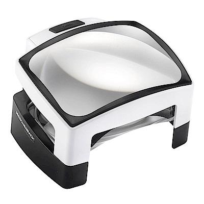 【Eschenbach】visolux+ 3x/12D 德國製LED立座大鏡面非球面放大鏡