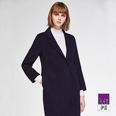ILEY伊蕾 知性高領羊毛針織上衣體驗價商品(黑/白/灰/藍/紅)