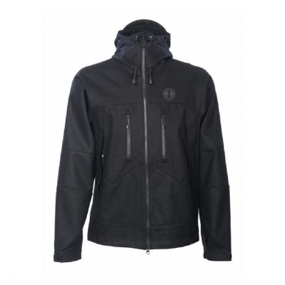 Petromax 羊毛外套 黑 Deubelskerl Loden Jacket 101-DK-100
