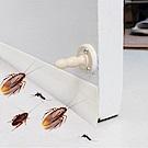 樂嫚妮 防蟲門縫/門窗密封條-5米-白色