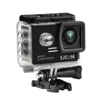 [超值原廠雙電組] SJCAM SJ5000X 防水型運動攝影機 (公司貨)