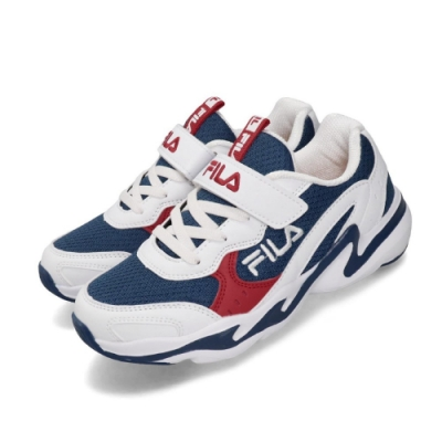 Fila 慢跑鞋 3J803T123 運動 童鞋