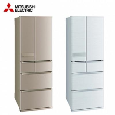MITSUBISH 三菱 日製六門525L一級能變頻冰箱 MR-JX53C-含基本安裝+舊機回收