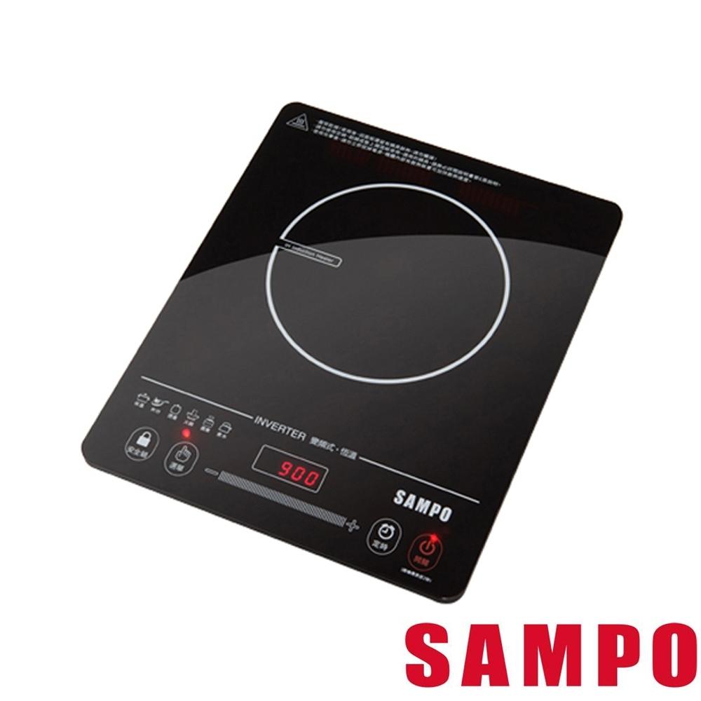SAMPO聲寶觸控式IH電磁爐(福利品) KM-SK12Q