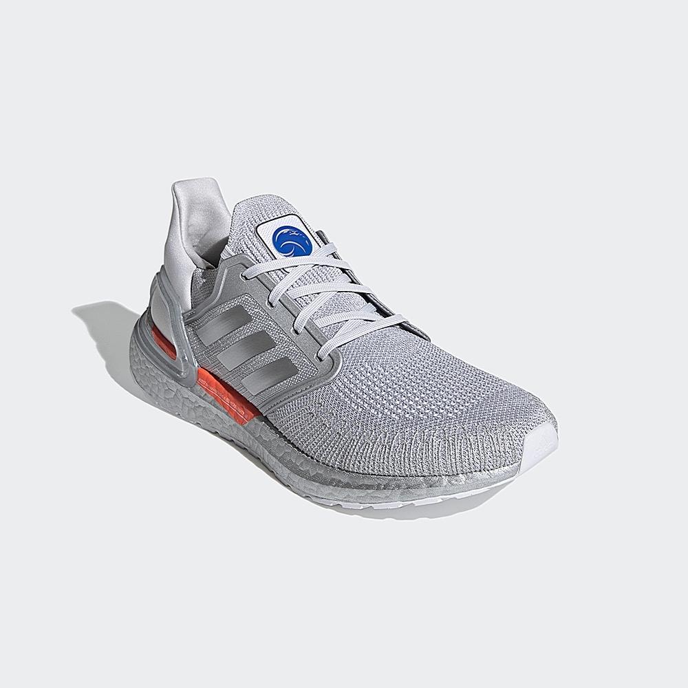 adidas SPACE RACE ULTRABOOST 20 DNA 跑鞋 男 FX7957