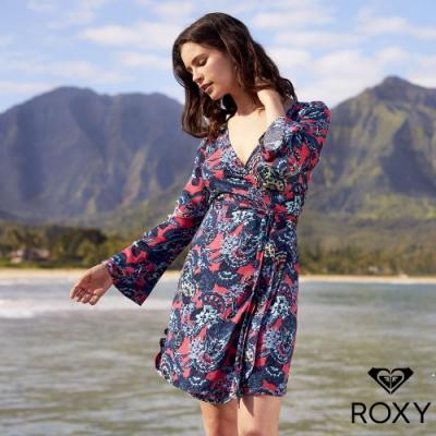 【ROXY】SMALL HOURS PRINTED 洋裝