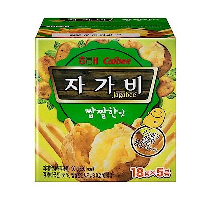 HAITAI海太 Calbee薯條-鹽味(90g)