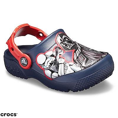 Crocs 卡駱馳 (童鞋) 星際大戰小克駱格 205296-410