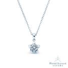 Alesai 艾尼希亞鑽石 30分 花朵鑽石項鍊