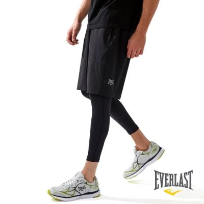 【EVERLAST】男款休閒短褲-共兩色