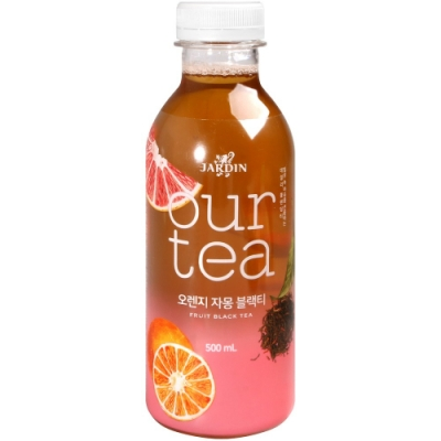 Jardin OUR TEA水果茶-柳橙葡萄柚風味(500ml)