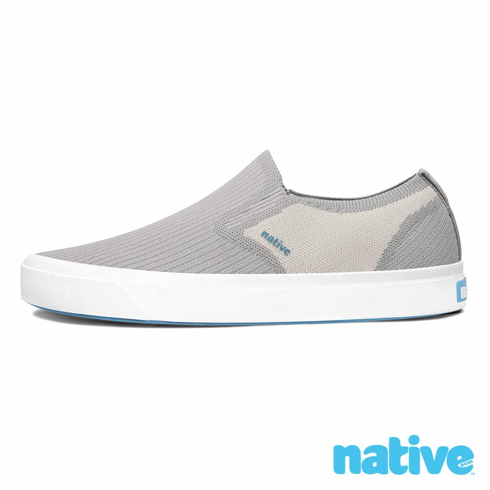 native MILES 2.0 男/女鞋-鴿子灰x牛奶骨x貝殼白