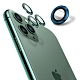 【Ayss】康寧鏡頭保護貼 iPhone 12 mini / iPhone 12/9H硬度/金屬邊框/鏡頭全包覆式/AR光學玻璃/疏水疏油-2入-藍 product thumbnail 1