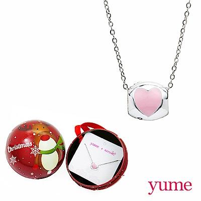 YUME 耶誕精選beads項鍊(造型耶誕球)