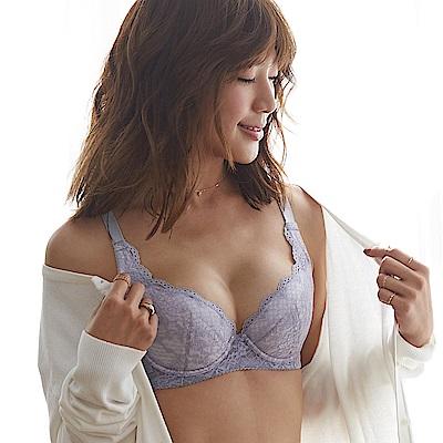 蕾黛絲-經典峰靡內衣 B-E罩杯內衣 粉晶紫