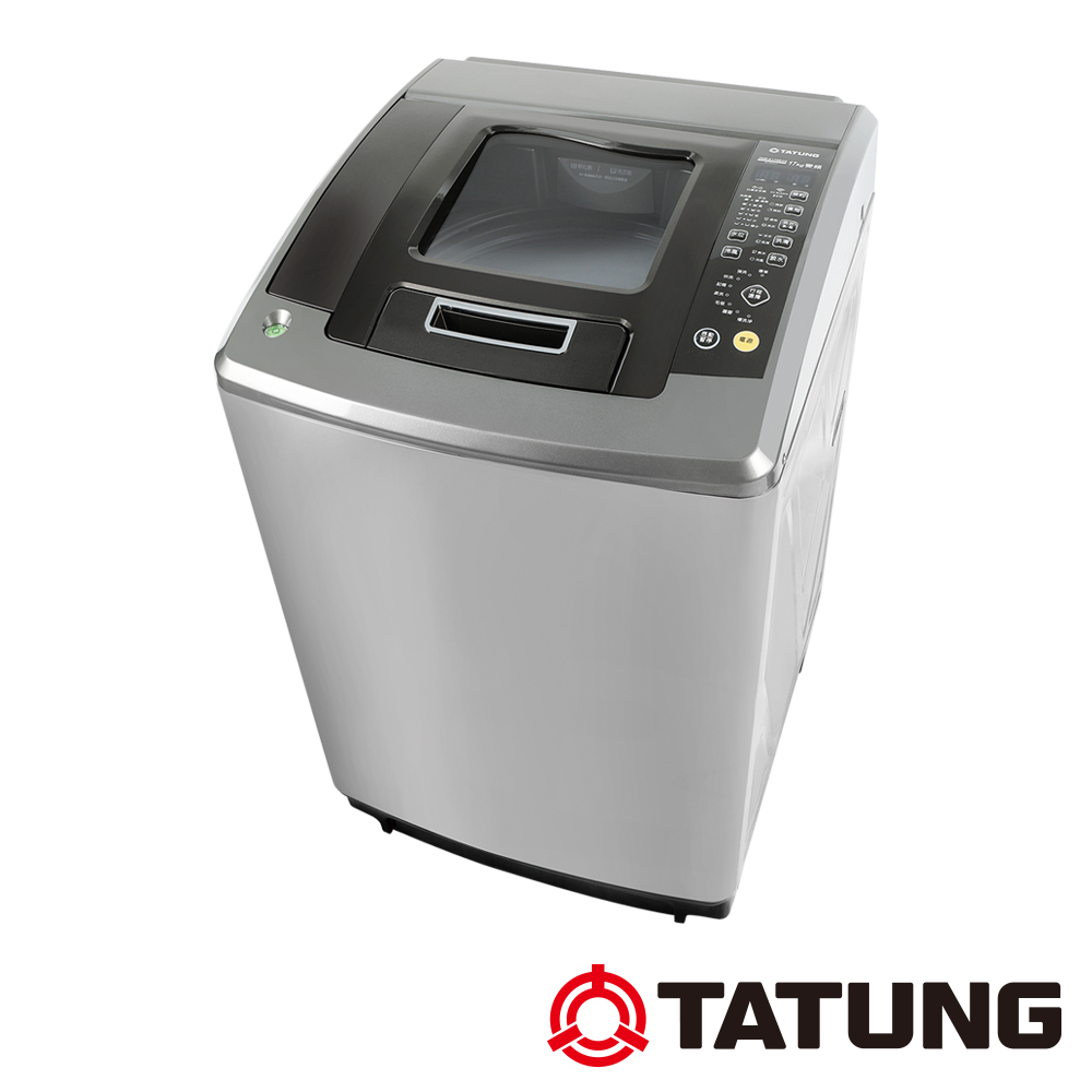 TATUNG大同 17公斤變頻洗衣機(TAW-A170DVS)