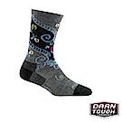 【美國DARN TOUGH】女羊毛襪TWISTED生活襪(2入隨機)