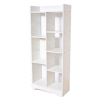 【Incare】北歐設計現代環保書架(原木纖維)