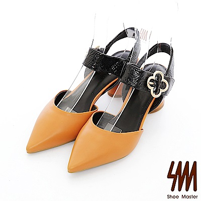 SM-英倫風撞色單鞋 2色