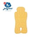 【韓國jellyseat】全新微顆粒果凍涼珠推車座墊-有機棉酷涼墊/多色可選