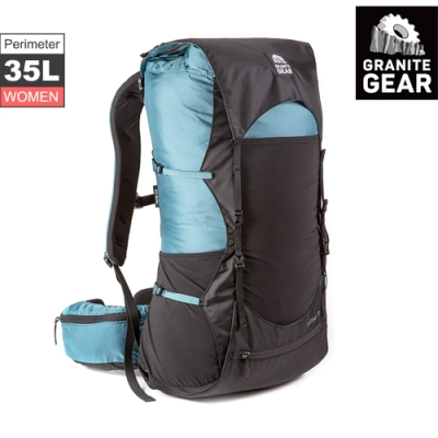 Granite Gear Perimeter 35 女用登山健行背包 / 藍 / 黑