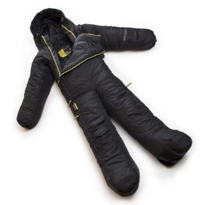 Selk Bag 神客睡袋人 4G Original 化纖保暖睡袋 煤炭黑 9°C
