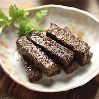 松稜 椒麻米血糕