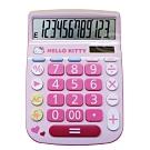 E-MORE Sanrio典藏系列-Hello Kitty 12位數計算機KT-900