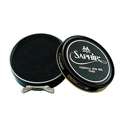 【SAPHIR莎菲爾-金質】皮革鏡面亮光蠟(小罐)