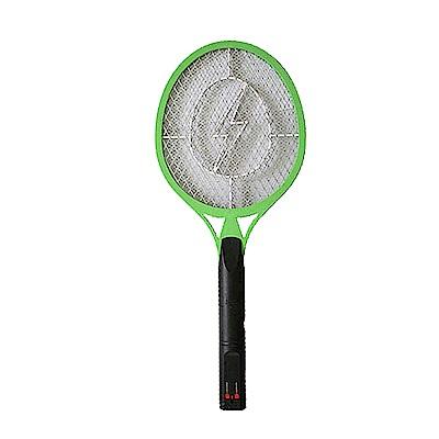 NAKAY 充電式三層防觸電捕蚊拍電蚊拍(NP-02)伸縮充電插頭