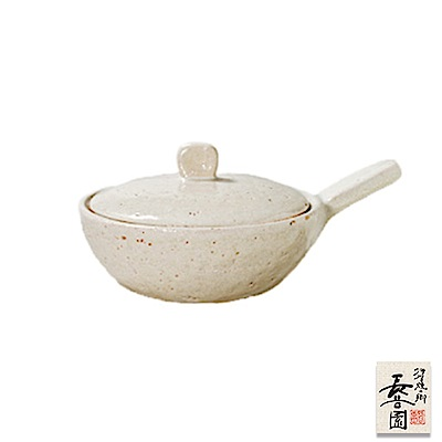 日本長谷園伊賀燒 手掌型迷你煎烤鍋 10 . 5 cm(共六色)
