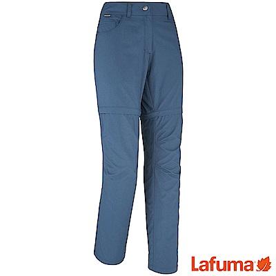 LAFUMA-女ACCESS 兩截式長褲-LFV113486730-藍