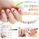 kiret 3D立體指甲彩繪貼紙 25張 顏色款式隨機 product thumbnail 1