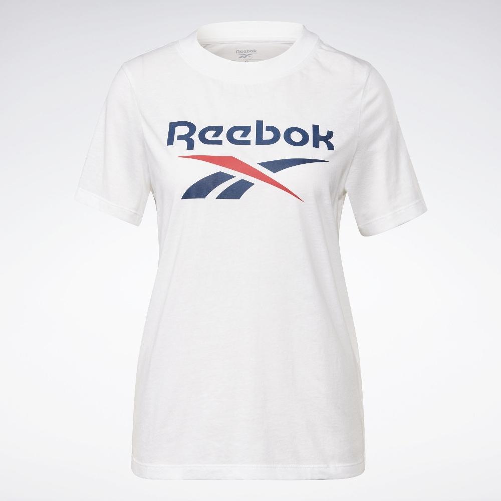 Reebok LOGO 短袖上衣 女 GI6706