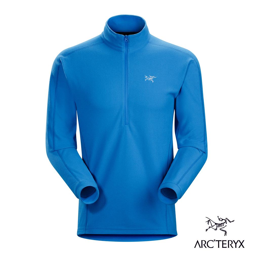 Arcteryx 男 Delta LT刷毛套頭衫 參宿藍 @ Y!購物