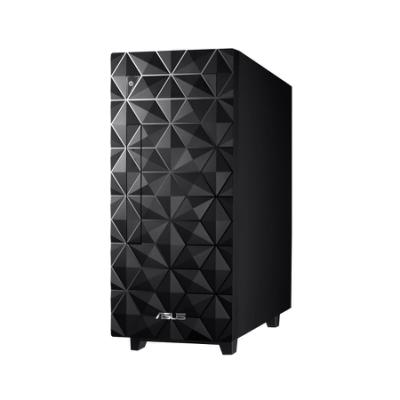 ASUS華碩 S300MA 第十代i5六核桌上型電腦(i5-10400/8G/1TB HDD+256G SSD/UMA/Win10 home)