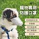 (3入組) 寵物口罩 狗口罩【AH-473】狗狗口罩泰迪外出呼吸式防灰塵嘴套 防霧霾狗嘴套 寵物防疫口罩 product thumbnail 1