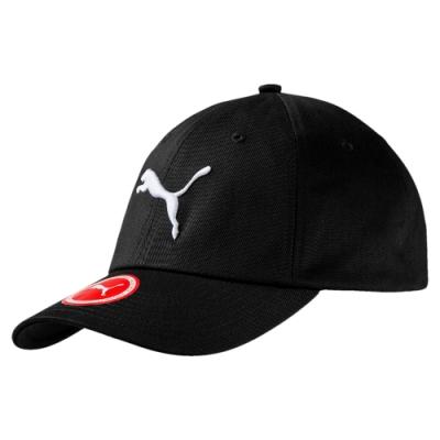 PUMA-男女基本系列棒球帽-黑色