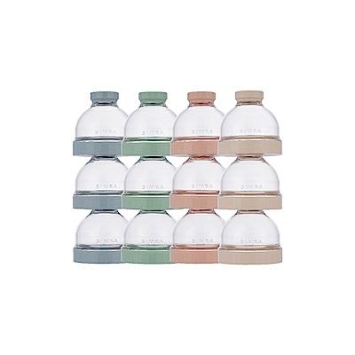 【小獅王辛巴 官方直營】神奇定量奶粉罐4入組(均色)