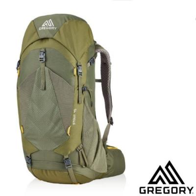 GREGORY STOUT 45 專業健行登山背包_茴香綠